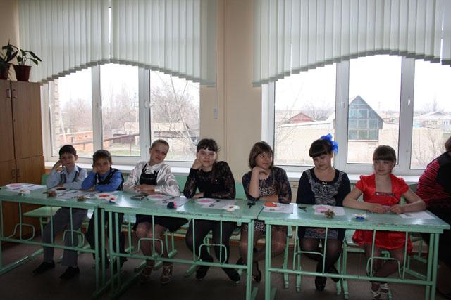 Учащиеся детского объединения